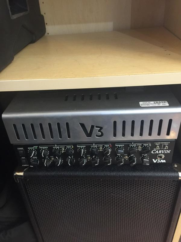 CARVIN Electric Guitar Amp V3M