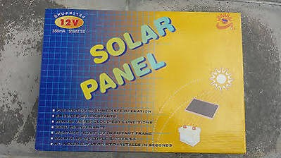 CHICAGO ELECTRIC Battery/Charger 41144 SOLAR PANEL 41144