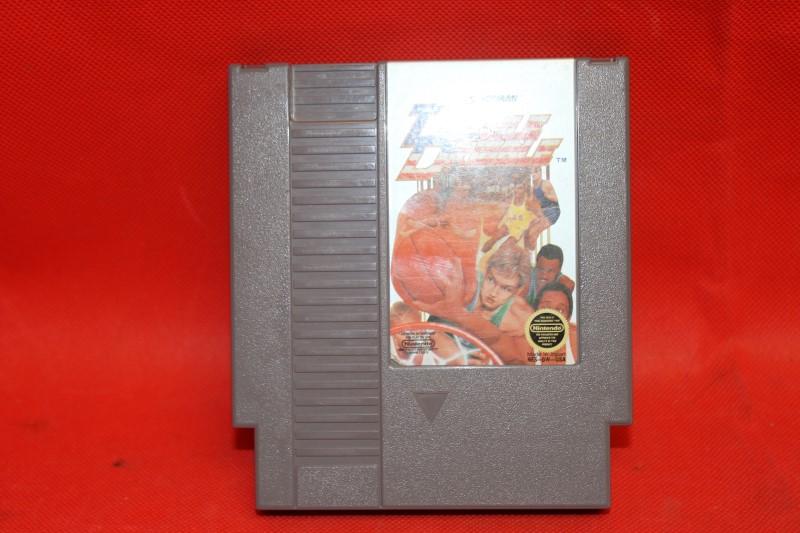 Double Dribble- ORIGINAL NINTENDO NES GAME CARTRIDGE