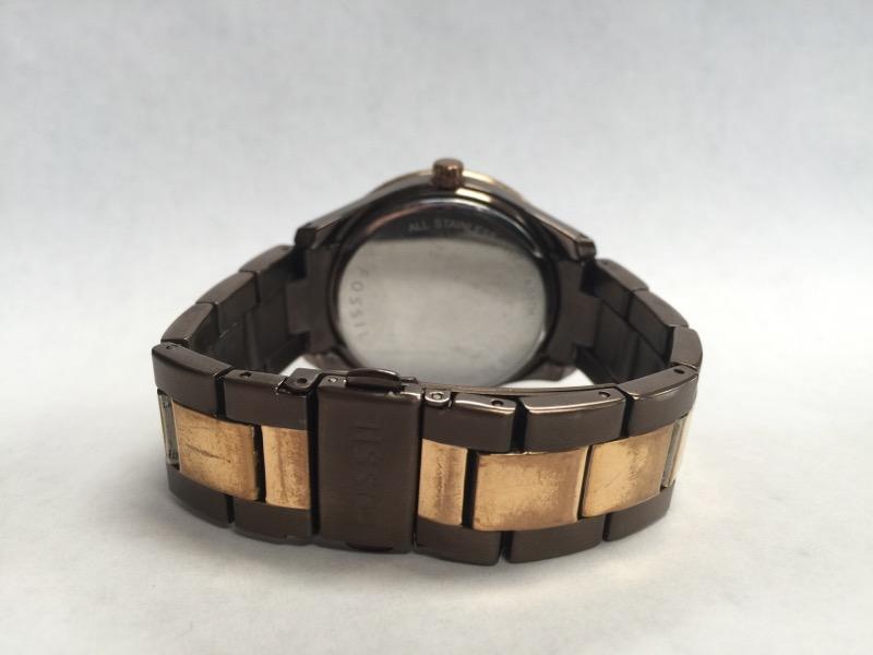 FOSSIL Lady's Wristwatch ES 2955