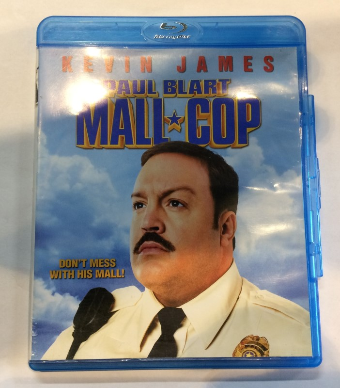 BLU RAY MOVIE PAUL BLART: MALL COP