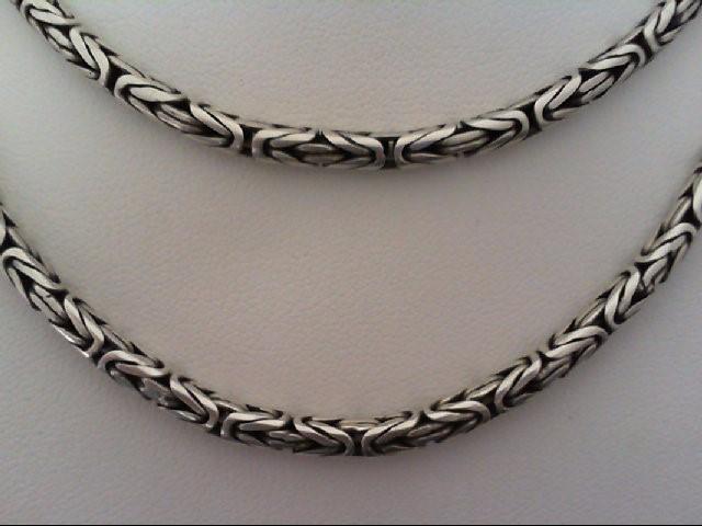 Silver Turkish Chain 925 Silver 36.1g