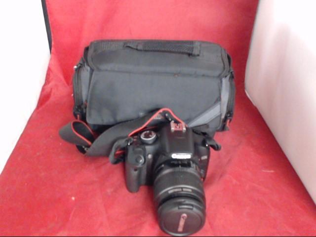 CANON Digital Camera EOS REBEL XSI