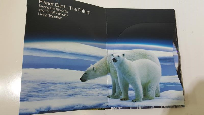 Planet Earth: 6-Disc Special Edition on DVD
