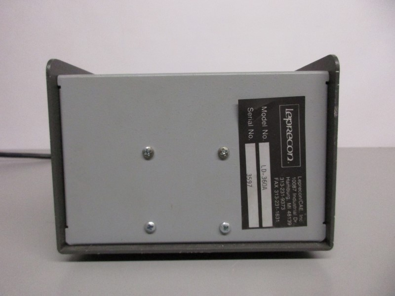 LEPRECON LD-360A DMX DIMMER