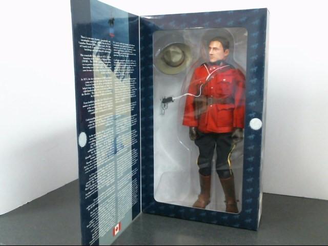 DRAGON MODELS Doll RCMP