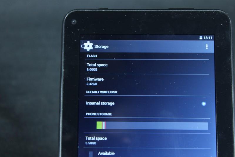 Digiland 8GB Tablet DL701Q