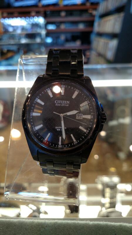 CITIZEN Gent's Wristwatch GN-4-S