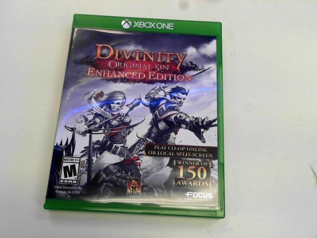 MICROSOFT Microsoft XBOX One Game DIVINITY II