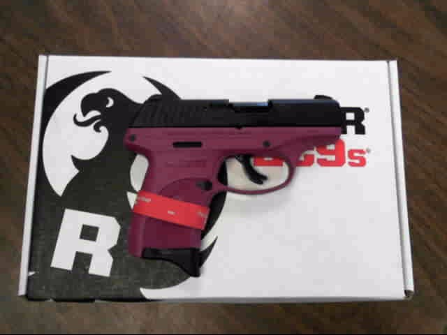 RUGER Pistol LCS9S