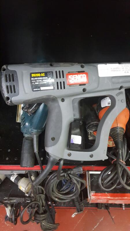 SENCO DS200-AC SCREW GUN-DRIVER   SCREWGUN