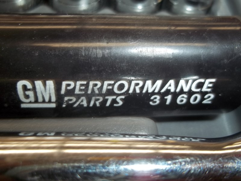 GM Sockets/Ratchet PERFORMANCE PARTS SOCKET SET
