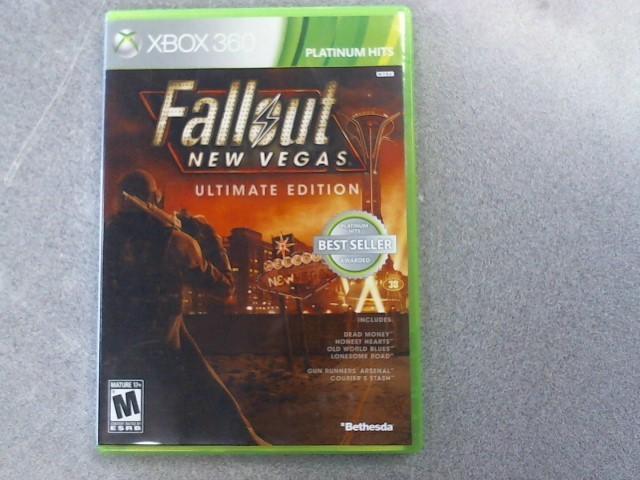 MICROSOFT Microsoft XBOX 360 Game FALLOUT NEW VEGAS - XBOX 360