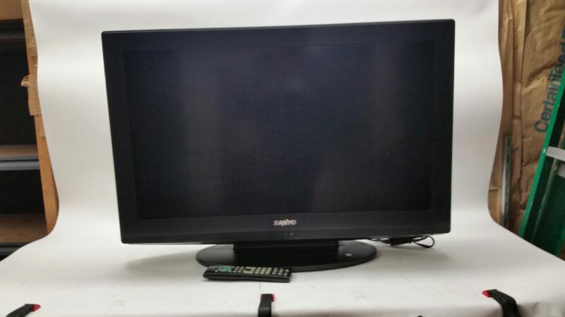 SANYO Flat Panel Television DP32649