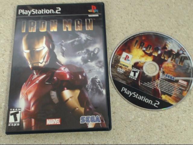 IRON MAN - PLAYSTATION 2 GAME