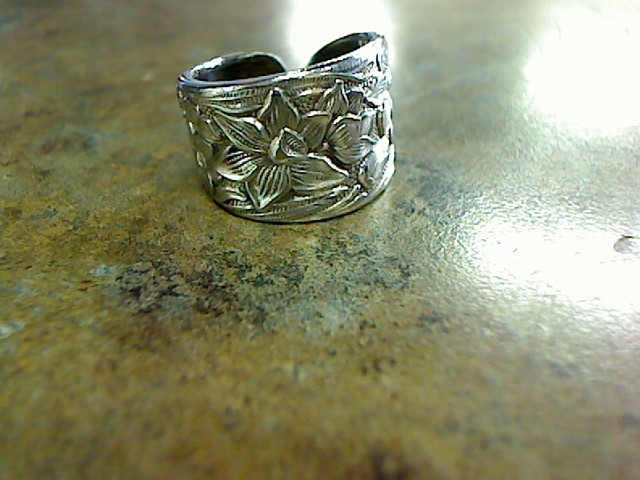 Gent's Silver Ring 925 Silver 12.5g