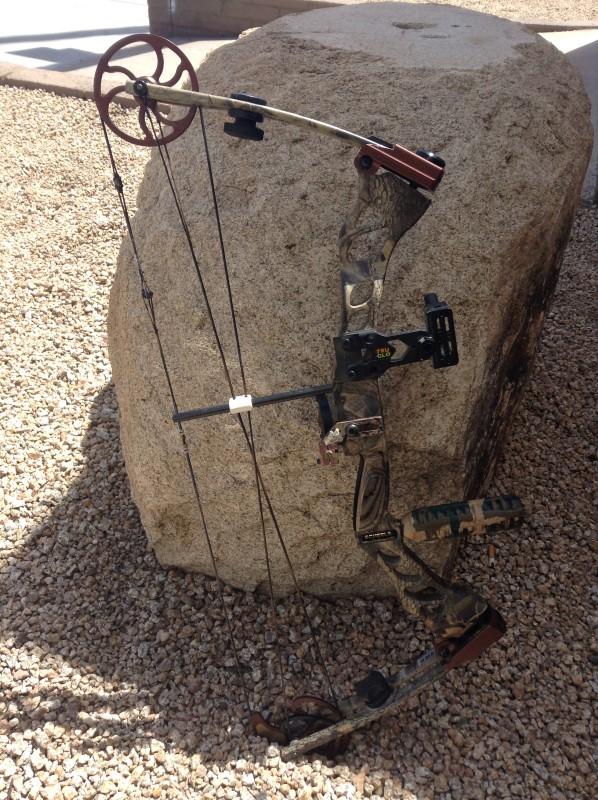 SCHEELS Archery Accessory FLATLINER