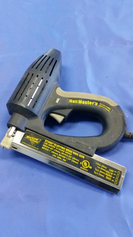 ARROW FASTENER Nailer/Stapler NAILMASTER 2