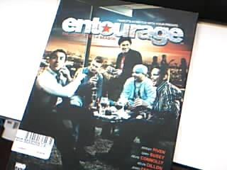 DVD MOVIE DVD ENTOURAGE THE COMPLETE SERIES