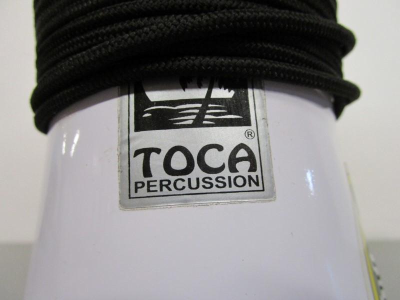 TOCA PERCUSSION FREESTYLE COLOR SOUND DJEMBE, WHITE