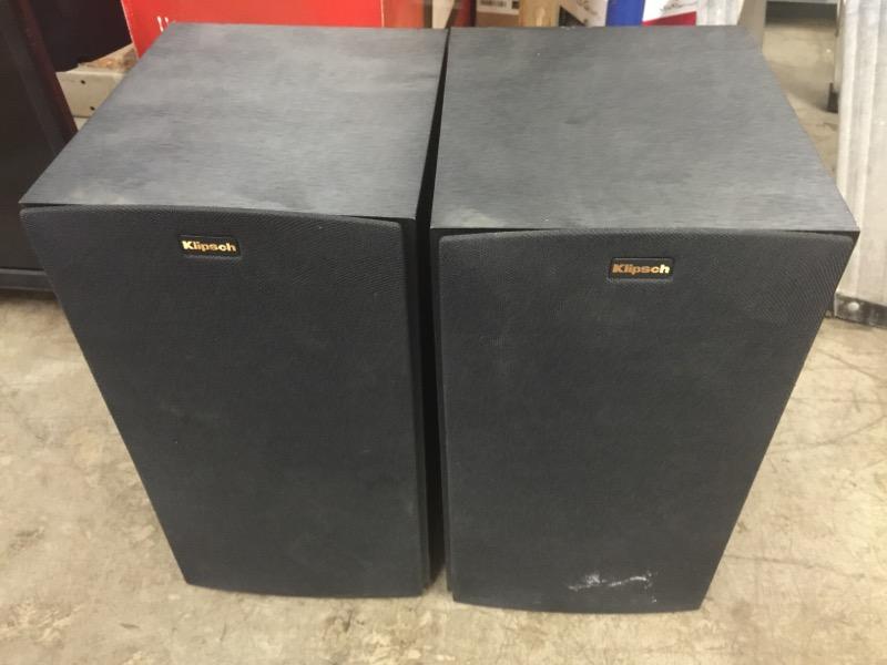 KLIPSCH Speakers/Subwoofer R-15M
