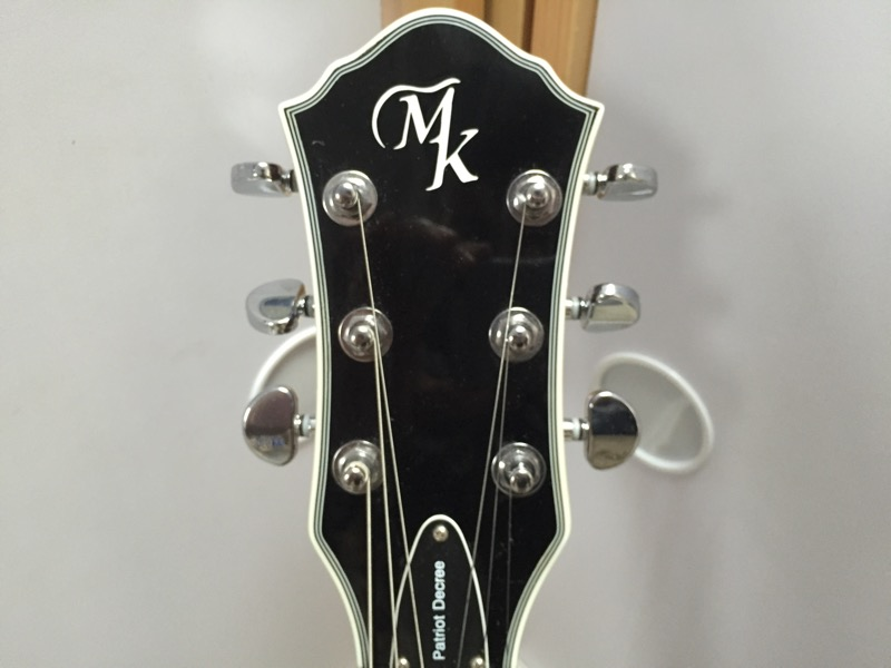 MICHAEL KELLY Electric Guitar PATRIOT STANDARD