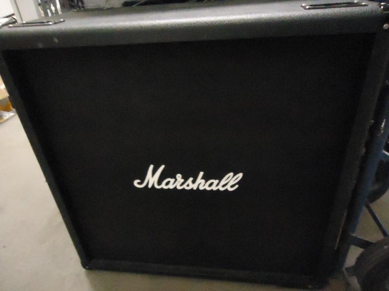 MARSHALL Speaker Cabinet MC412B