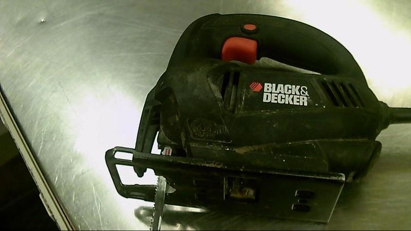 BLK & DECKER JIGSAW 3.2A 7662
