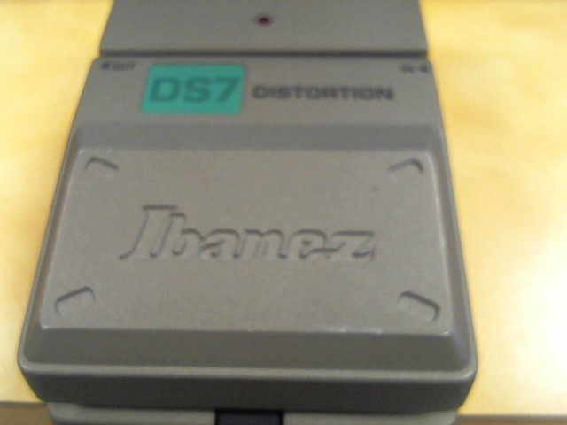 IBANEZ Effect Equipment DS7