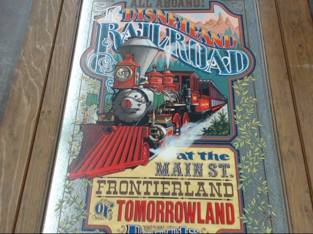 FRONTIER LAND MIRROR POSTER