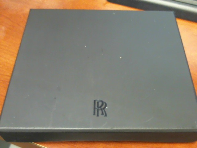 ROLLS ROYCE LEATHER WALLET