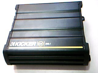 KICKER Car Amplifier CX600.1 AMP