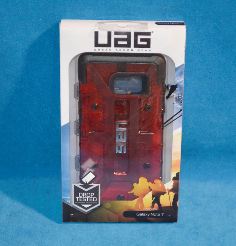 UAG Cell Phone Case GLXN7-L-MG PHONE CASE