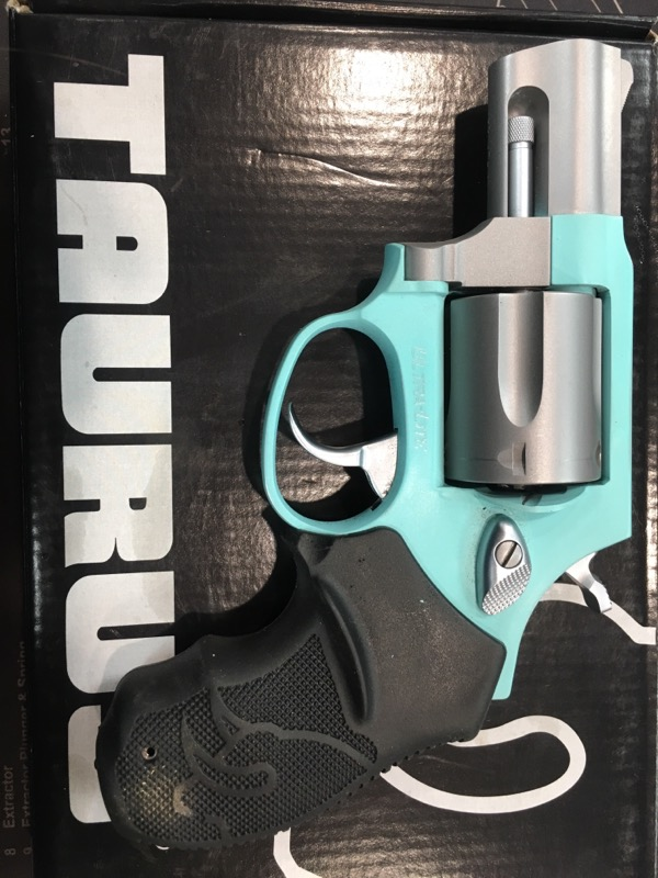 TAURUS Revolver 85 STAINLESS STEEL