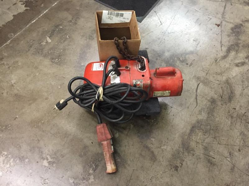 DAYTON Shop Equipment 9K601E