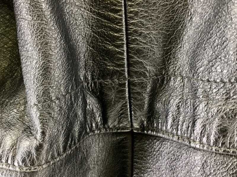 Wilsons The Leather Experts Hood Jacket XL