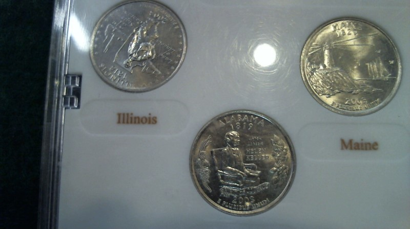 UNITED STATES Collection STATE QUARTER SET