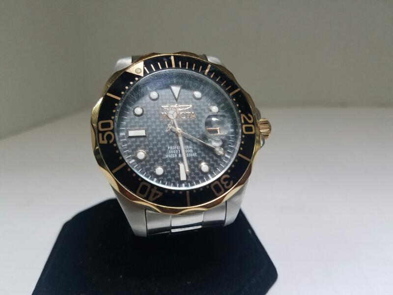 17085 NON-GOLD WATCH M'S OTHER WATCH   BLK