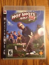 SONY PS3 HOT SHOTS GOLF