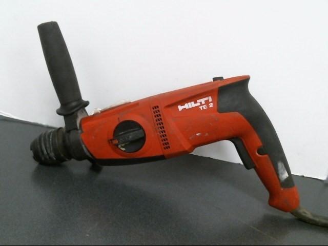 HILTI Rotary Hammer TE 2