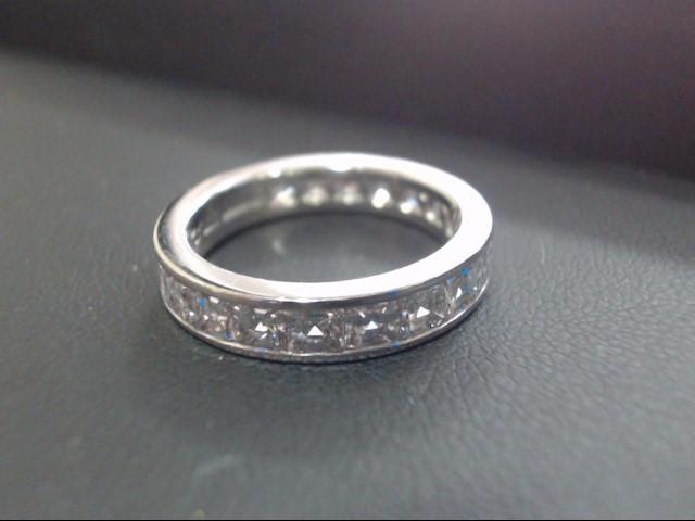 Lady's Platinum Ring 950 Platinum 5.6g