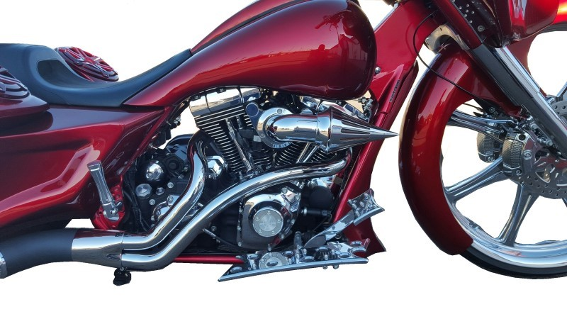 HARLEY DAVIDSON Motorcycle 2011 STREET GLIDE FNS