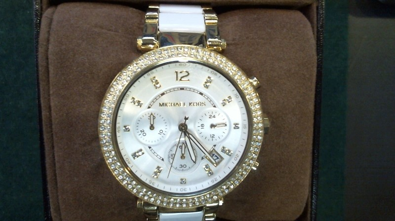 MICHAEL KORS Lady's Wristwatch MK-6119