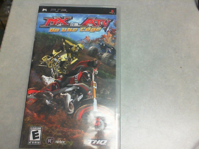 SONY Sony PSP Game SONY PSP MX VS. ATV : ON THE EDGE
