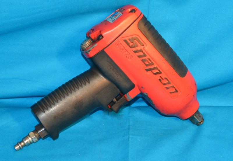 "Snap On MG725 1/2"" Drive Heavy-Duty Impact Wrench Tool"