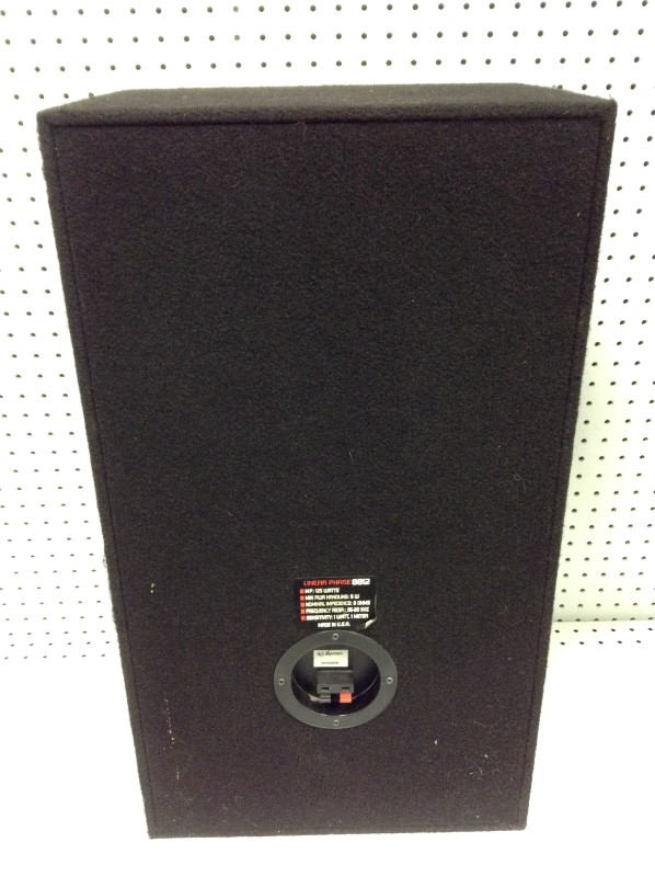 LINEAR PHASE Speakers 8812 HOME SPEAKERS