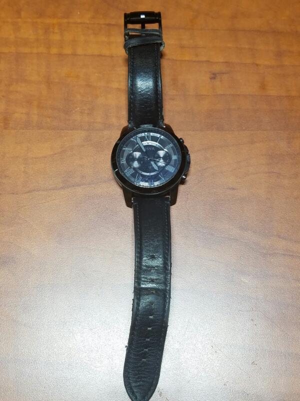 FOSSIL Gent's Wristwatch FS5132