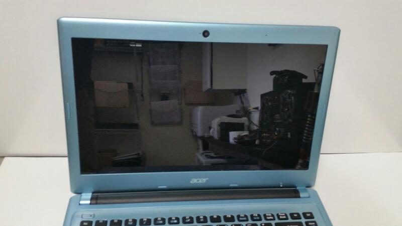 "Acer MS2360 14"" Laptop (Blue) *NO OPERATING SYSTEM OR CHARGER*"