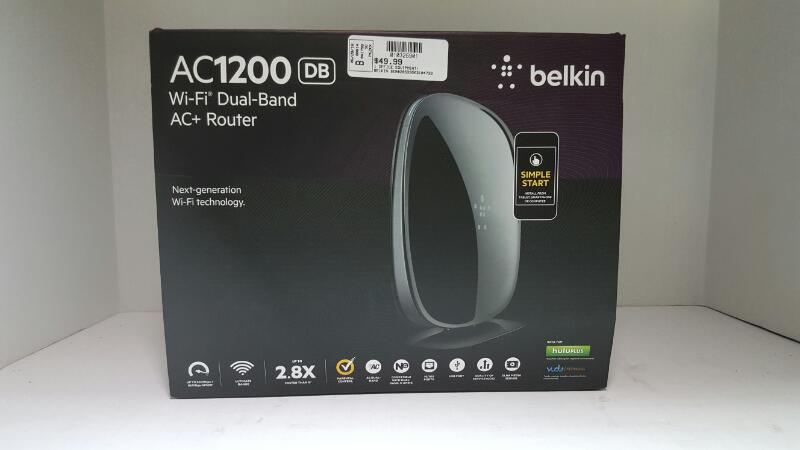 BELKIN Modem/Router AC1200