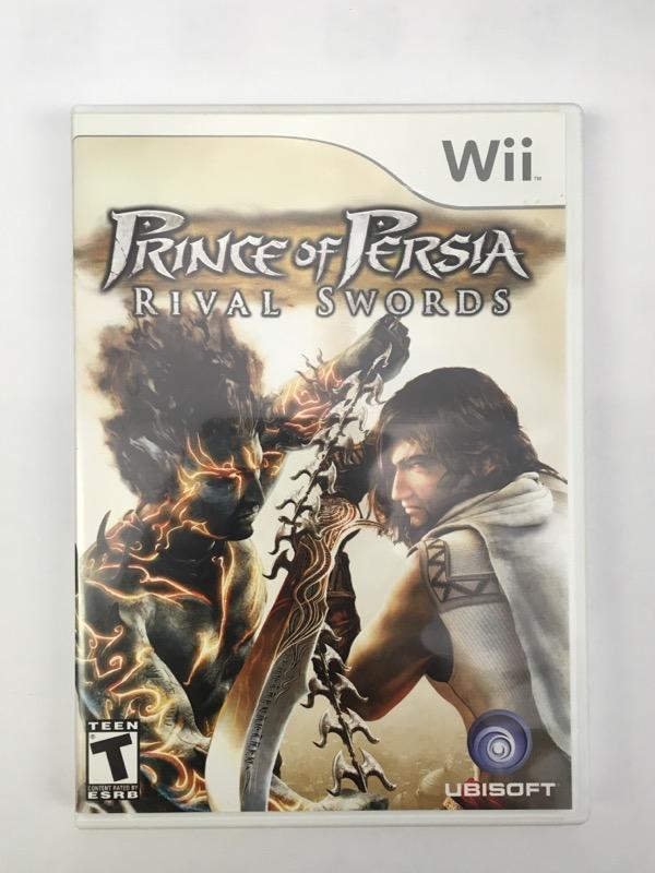 Prince of Persia: Rival Swords - (Nintendo Wii, 2007)